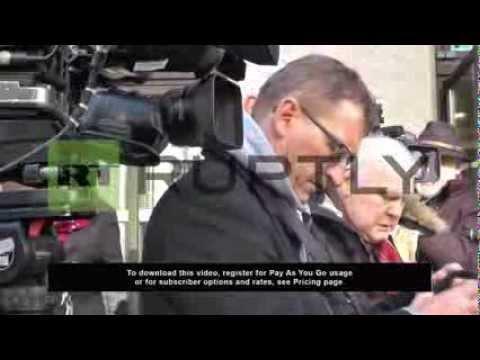 HH Karim Aga Khan meets German FM Steinmeier