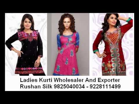 Ladies Kurtis Manufacturers   Womens Garments wholesale