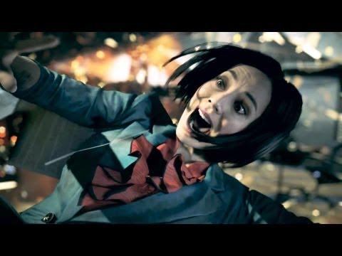 """Quantum Break """"The Vision"""" Trailer (E3 2013) Xbox One"""