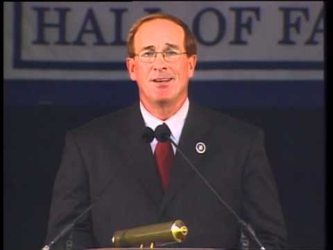 Gary Carter - Baseball Hall of Fame Induction Speech