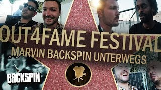 Out4Fame Festival 2018: Vega, Afrob, Pillath, Milonair u.v.m. | Marvin BACKSPIN Unterwegs