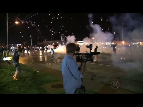 Policing Ferguson: Will the curfew work?