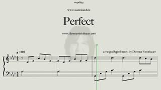 Download Lagu Perfect  -  Ed Sheeran Gratis STAFABAND