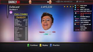 SOULLESS 4 FIRST EVER 100% FC!!!!!!!!!!!!!!!!!!!!!!