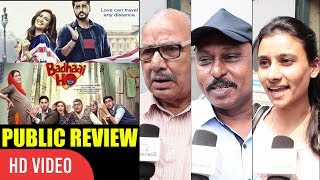 Namaste England And Badhaai Ho Public Review   First Day First Show