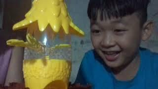 Choi bo do choi chicken dog