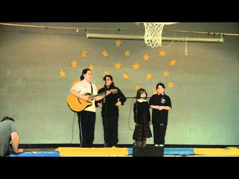 Bishop Dunn Memorial School Talent Show 2012 - Raciti Girls