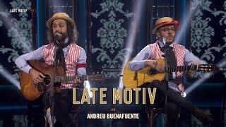 LATE MOTIV - Antílopez.