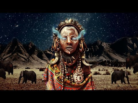 Welcome To Africa ॐ Tribal Progressive Psytrance Mix ॐ African Trip Set ॐ