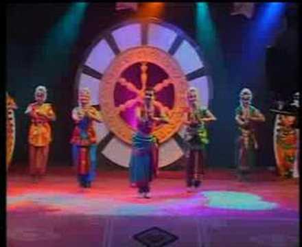 Semi-classical Dance 'shankarabharanam' video