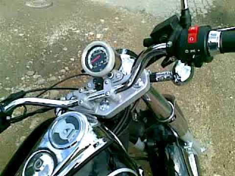 Romet R-250  Jinlun 250 cz.1