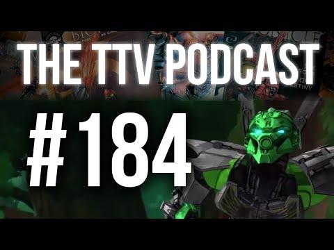 The TTV Podcast - 184 - Princess Leiwa