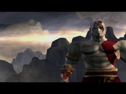 God of War on PCSX2 Playstation 2 Emulator (720p HD) Full Speed