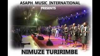 Nimuze Turirimbe by Asaph Music International (Official Audio)