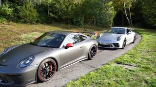 Manual or PDK for the GT3 4.0 - Which is best?
