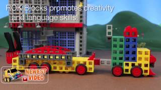 ROK Block Trucks Save The Day Video!