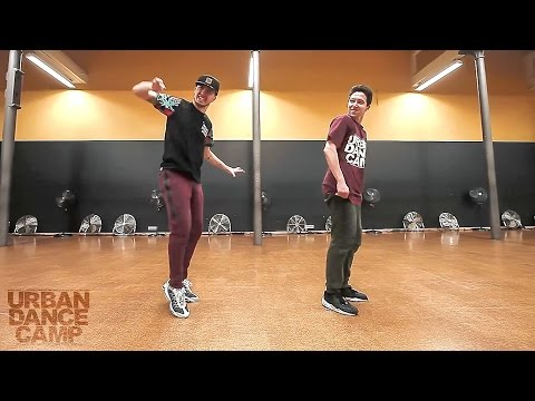 Say My Name - Odesza / Joseph Tsosh Choreography ft. Dylan Mayoral / URBAN DANCE CAMP