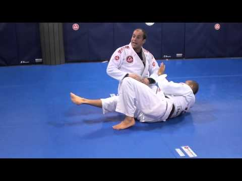 Half Guard Pass Sprawling the Hips (Gracie Barra Seattle's Competition Training Camp) Image 1