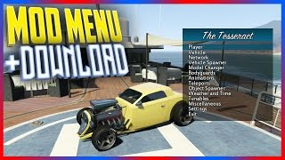 [PS3/1.28/1.29] BEST FREE GTA 5 Mod Menu - TESSERACT + DOWNLOAD (GTA 5 MODS)