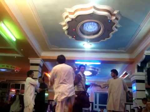 hirat chow bazi performed by mens afghan style dance