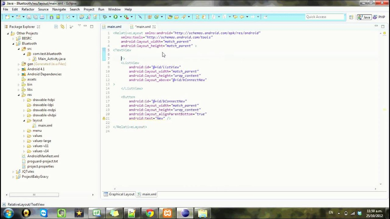 android bluetooth example code download psych