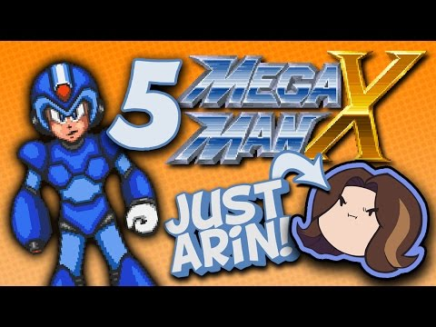 MegaMan X: Double Boss Deluxe - PART 5 - Game Grump