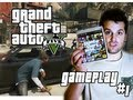 GTA V - GAMEPLAY #1 [FRANK MATANO]