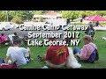 Canine Camp Getaway of Lake George NY September 2017