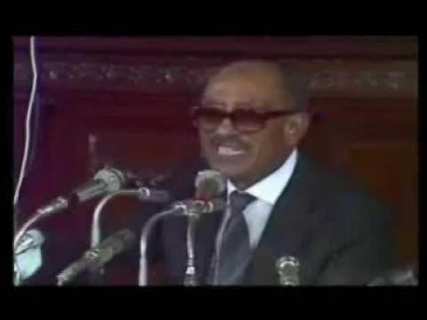 الخطاب الأخير للرئيس أنور السادات في مجلس الشعب كاملا 6