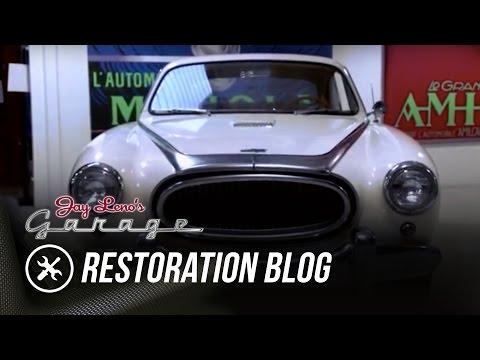 Restoration Blog: December 2015 - Jay Leno's Garage