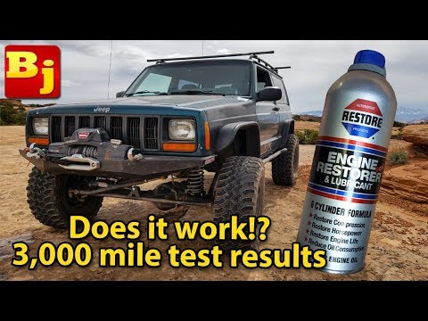 Restore Engine Compression $10 - Does It Work!?