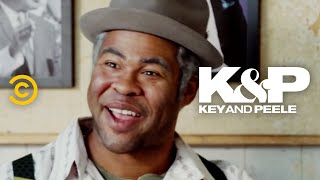 Why Does Everyone Love Hanging Out at Barbershops? (ft. Billy Dee Williams) - Key & Peele