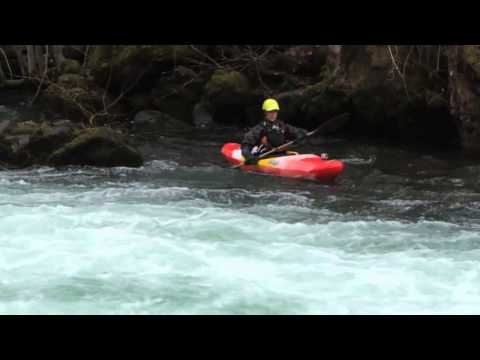 Jackson Kayak: How to Catch and Peel out of an Eddy