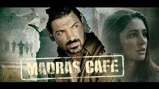 Madras Cafe Movie Review and Controversy in Tamil by Suryaprakash