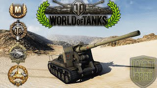 World of Tanks - S-51 - 8 Kills - 5.3k Damage - 1vs4 - Insane! [Replay|HD]