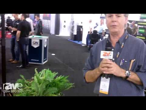 CEDIA 2015: Madison Fielding Introduces The Piermont PlanterSpeakers