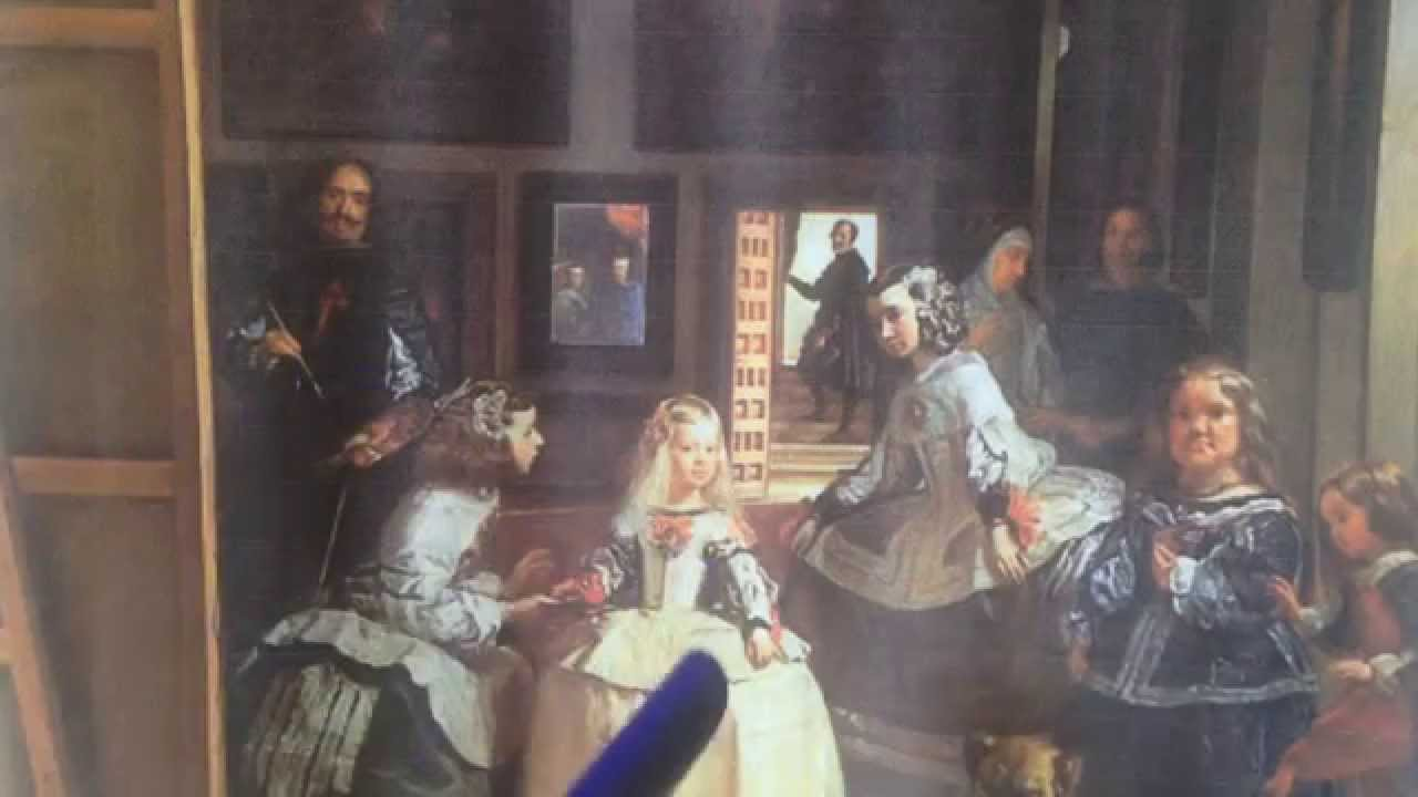 criticism of diego velàzquez las meninas Start studying creative arts exams 1 learn vocabulary a formal analysis of las meninas by diego de silva y velázquez would concentrate on this aspect of the.