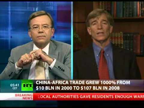 CrossTalk - Africom - U.S Militarization of Africa