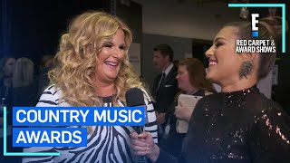 Trisha Yearwood in Shock Over Hubby Garth Brooks' 7th Entertainer Win | E! Red Carpet & Award Shows