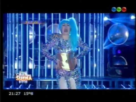 Laura Esquivel como Lady Gaga - Tu Cara Me Suena (Gala 5)