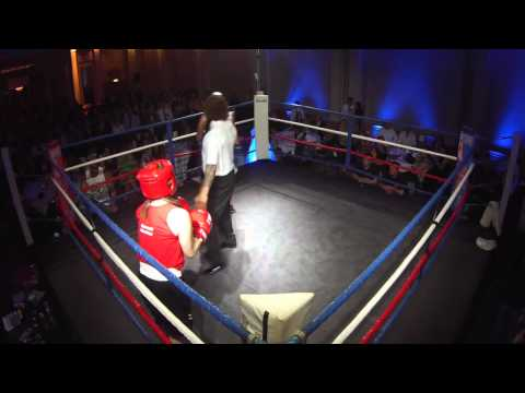 Ultra White Collar Boxing Brighton Ladies | Fight 9