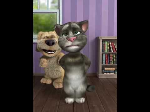 Talking Tom-gatto Parlante- I Due Fratelli Dispettosi