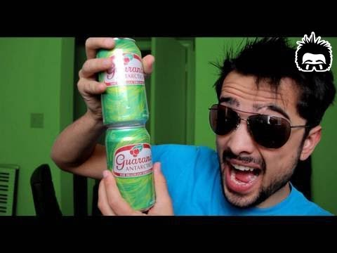 Soda Pop World Cup - Joe Penna