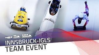 Чемпионат Мира, Инсбрук : Балтия