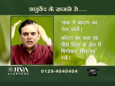 Anger Special On Arogya Mantra (epi 27 Part 3) - Dr. Chauhan's Tv Show On Ibn7 video