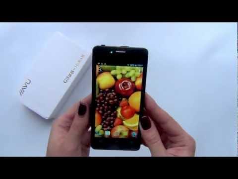 Первый видео обзор Jiayu G3 / Video review Jiayu G3