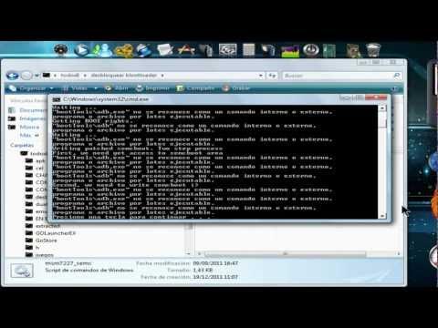 como desbloquear bootloader a sony ericsson xperia x8.x10.mini pro