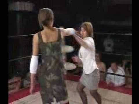 Pelea Entre 2 Japonesas Real Fight Between 2 Japanese Girls video
