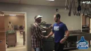 NCAA Basketball Student-Athlete Serves Homeless in Pensacola