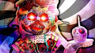 TOY CHICA DO DIA DOS MORTOS *fnaf special delivery *